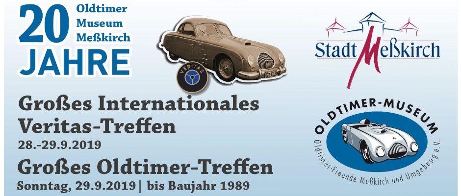 20 Jahre Oldtimer – Museum Meßkirch